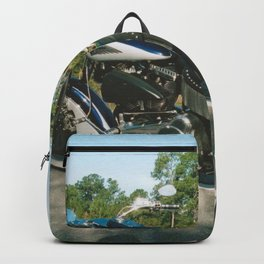 American Motorcycle Backpack