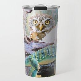 Cosmic Creatures Travel Mug