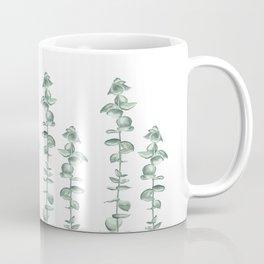 Elegant Eucalyptus  Coffee Mug