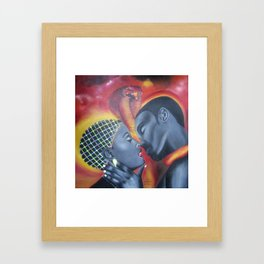 Wisedome Framed Art Print