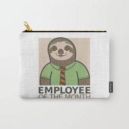 Employee of the Month Carry-All Pouch