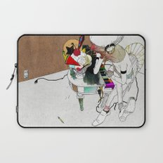 LOVE SONG OR SAD THING Laptop Sleeve