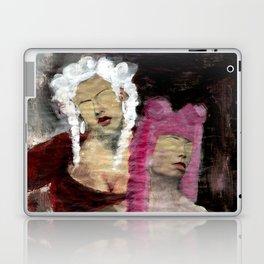 Dame/Newspaper Serie Laptop & iPad Skin