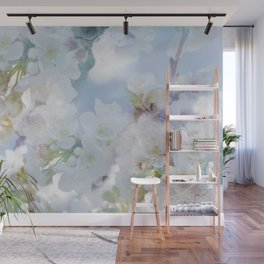 Heart's Delight, In Memory of Mackenzie Wall Mural