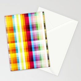 Multicolored Native Nekomata Stationery Cards