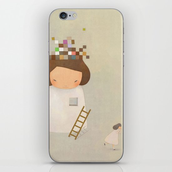 PIECE TO PEACE iPhone & iPod Skin