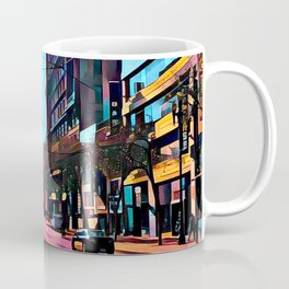 Market Street, San Francisco Coffee Mug