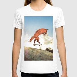 Skateboard FOX! T-shirt