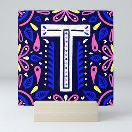 T Mini Art Print