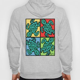 Pop Turtles Hoody