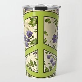 Flower of Pacific Travel Mug