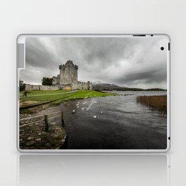 Ross Castle, Killarney, Ireland Laptop & iPad Skin