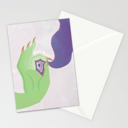 The Vitarka Mudra Stationery Cards