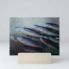 Sardinhas / Sardines Mini Art Print