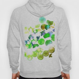 waterdots - bold colours Hoody