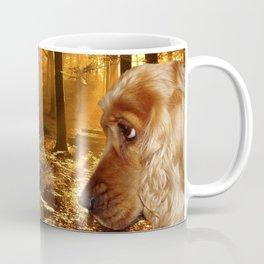 Dog Cocker Spaniel Coffee Mug
