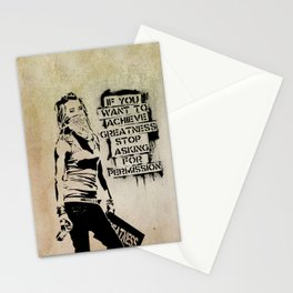 Banksy, Greatness Stationery Cards