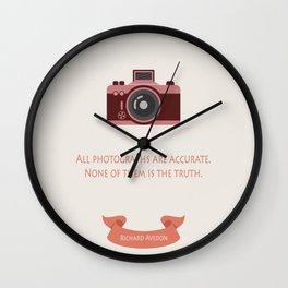 All photographs are accurate Wall Clock