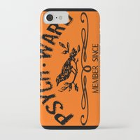psych iPhone & iPod Cases featuring Psych Ward Member by ImpART by Torg
