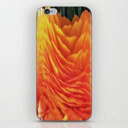 491 - Abstract Flower Design iPhone Skin