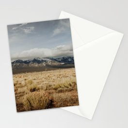 Great Sand Dunes National Park - Mountains Stationery Cards