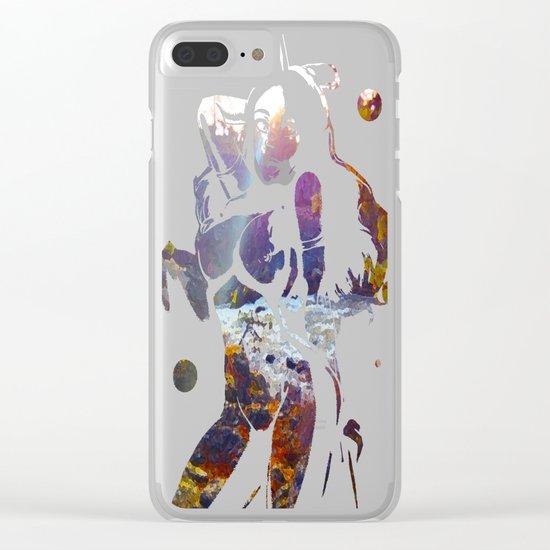 Benham Falls Clear iPhone Case