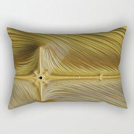 Flatline Rectangular Pillow
