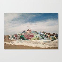 Desert Dreams 5 Canvas Print