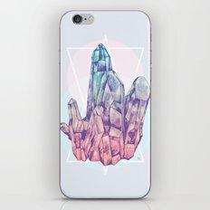 Crystalline iPhone Skin