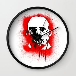 Dr Lector Wall Clock