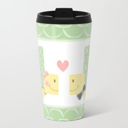 Emily's Turtles in Love Travel Mug
