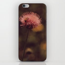 flower, honey iPhone Skin