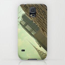 Skewed view iPhone Case