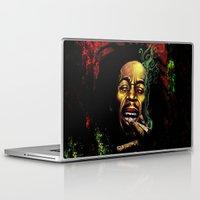 marley Laptop & iPad Skins featuring MARLEY - MARLEY by Raisya