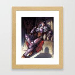 Warchief Sylvanas Framed Art Print