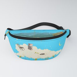 DREAMING IN FOOTHILLS Fanny Pack