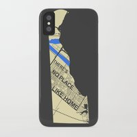 chad wys iPhone & iPod Cases featuring There's No Place Like Home [Chad] by Ebenezer Hedgehog