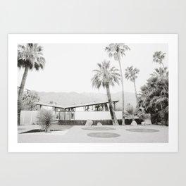 Palm Springs I Art Print