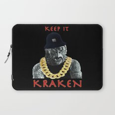 KEEP IT KRAKEN Laptop Sleeve