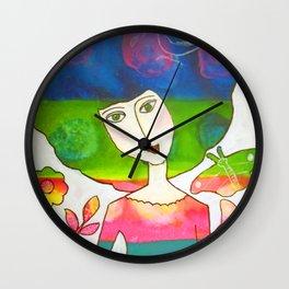Primavera Wall Clock