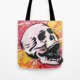 Gunga Skull 05 Tote Bag