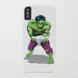 Shulk iPhone Case