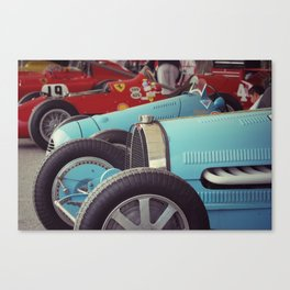 Million Dollar Carpark Canvas Print