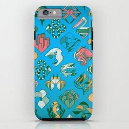 Ocean Tropic iPhone Case