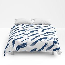 Fennec Fox Exodus Comforters