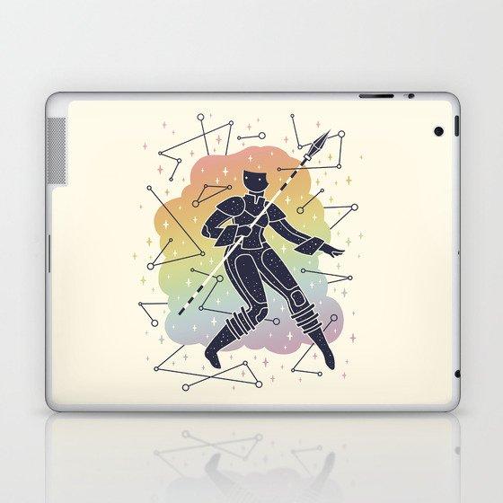 Rainbow Warrior Laptop & iPad Skin