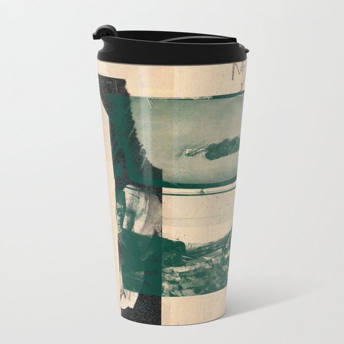 lips Metal Travel Mug
