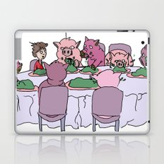 Manners, Manners Laptop & iPad Skin
