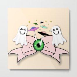 Kyary Pamyu Pamyu Ghosts Metal Print