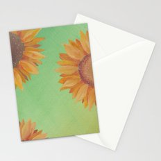 Asteraceae Stationery Cards